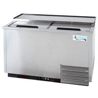 Avantco GF50-HC-S 50 inch Stainless Steel Glass Froster / Plate Chiller - 115V