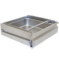 Advance Tabco SHD-1520 Stainless Steel Drawer - 15 inch x 20 inch