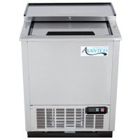 Avantco GF-25S 26 inch Stainless Steel Glass Froster / Plate Chiller - 115V