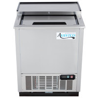Avantco GF25-HC-S 26 inch Stainless Steel Glass Froster / Plate Chiller - 115V