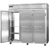 Continental Refrigerator 3R-SA-PT 78 inch Solid Door Pass-Through Refrigerator