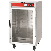 Vulcan VHFA9-1M3ZN Half Size Non-Insulated Heated Holding Cabinet - 120V, 1200W