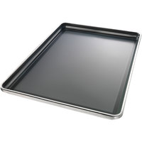 Chicago Metallic 54699 Full Size 16 Gauge StayFlat Perforated Aluminum Customizable Sheet Pan - 25 7/8 inch x 17 7/8 inch