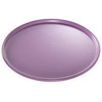 Chicago Metallic 69100 Allergen Management 10 inch Aluminum Thin Crust Pizza Pan