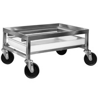 Channel SPCD-S Stainless Steel Poultry Crate Dolly