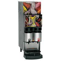 Bunn 34400.0039 LCR-2 Refrigerated Liquid Coffee Dispenser with LiquiBox QC/D II Connector - 120V