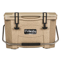 20 Qt. Sandstone Extreme Outdoor Grizzly Merchandiser / Cooler
