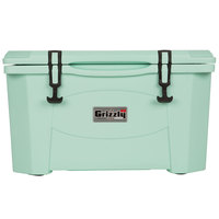 40 Qt. Seafoam Green Extreme Outdoor Grizzly Merchandiser / Cooler