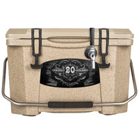 1 Faucet Sandstone 20 Qt. Grizzly Jockey BrewBox with 75' Coil