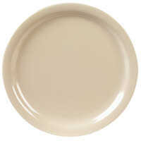 Carlisle KL20025 Kingline 8 7/8 inch Tan Dinner Plate - 48 / Case