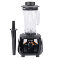 Avamix BX2000V 3 1/2 hp Commercial Blender with Toggle Control, Adjustable Speed, and 64 oz. Polycarbonate Container