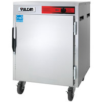 Vulcan VBP7LL Half Size Insulated Heated Holding Cabinet with Lip Load Slides - 120V