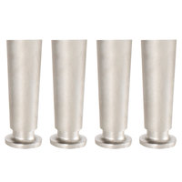 Vulcan COUNTER-ADJLEG 4 inch Adjustable Legs - 4/Set