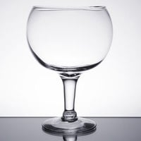 Libbey 3407 Super Stems 53 oz. Super Schooner / Fish Bowl Glass