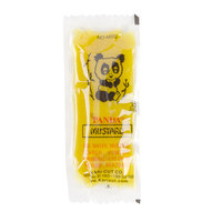 Spicy Asian Mustard 8 Gram Portion Packet - 450/Case
