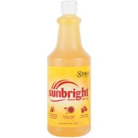 Noble Chemical Sunbright 1 Qt. / 32 oz. Liquid Dish Soap