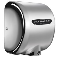 Excel XL-C XLERATOR® Chrome Plated Cover High Speed Hand Dryer - 208/277V, 1500W