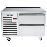Vulcan VR36 36 inch 2 Drawer Remote Cooled Refrigerated Chef Base