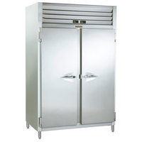 Traulsen ADT232NUT-FHS 38.5 Cu. Ft. Two Section Narrow Reach In Refrigerator / Freezer - Specification Line