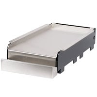 FMP 133-1002 11 inch x 23 inch Add-On Griddle