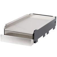 FMP 133-1002 13 3/16 inch x 26 3/8 inch x 5 1/8 inch Add-On Griddle