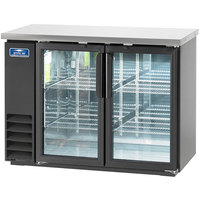 Arctic Air ABB48G 49 inch Glass Door Back Bar Refrigerator