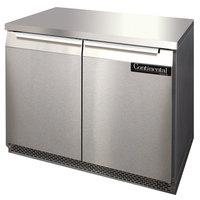 Continental Refrigerator SW36-FB 36 inch Front Breathing Undercounter Refrigerator