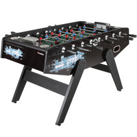 Atomic G01354W Euro Star 58 inch Table Soccer / Foosball Table