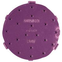 Curtis WC-29025 21 Hole Purple Advance Flow Sprayhead