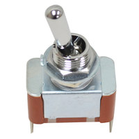 Curtis WC-102 Toggle Switch - 15A, 125V