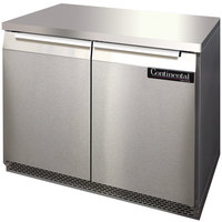 Continental Refrigerator SWF36-FB 36 inch Front Breathing Undercounter Freezer