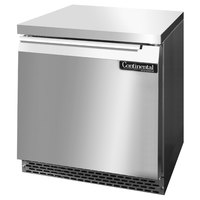 Continental Refrigerator SWF32-FB 32 inch Front Breathing Undercounter Freezer