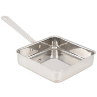 American Metalcraft SHSQ5 14 oz. Mini Stainless Steel Fry Pan