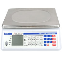 Cardinal Detecto D30 30 lb. Digital Price Computing Scale, Legal for Trade