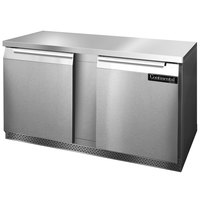 Continental Refrigerator SWF60-FB 60 inch Front Breathing Undercounter Freezer