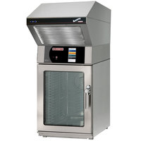 Blodgett BLCT-10E-H-240/3 Mini Hoodini Ventless Electric Combi Oven with Touchscreen Controls - 240V, 3 Phase, 13.8 kW