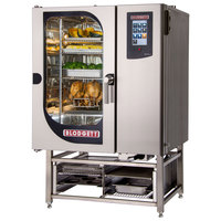 Blodgett BLCT-101G Liquid Propane Boilerless Combi Oven with Touchscreen Controls - 87,000 BTU