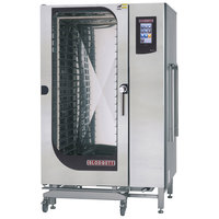 Blodgett BLCT-202G Natural Gas Roll-In Boilerless Combi Oven with Touchscreen Controls - 190,000 BTU
