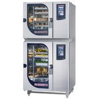 Blodgett BLCT-61-101G Liquid Propane Double Boilerless Combi Oven with Touchscreen Controls - 58,000 / 87,000 BTU