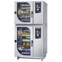 Blodgett BLCM-61-101G Liquid Propane Double Boilerless Combi Oven with Dial Controls - 58,000 / 87,000 BTU
