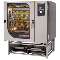 Blodgett BLCM-102E Boilerless Electric Combi Oven with Dial Controls - 480V, 3 Phase, 27 kW