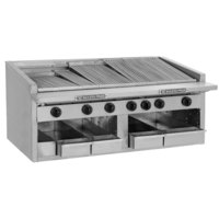 Bakers Pride C-30R Natural Gas 30 inch Radiant Charbroiler - 108,000 BTU