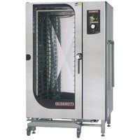 Blodgett BLCM-202E Roll-In Boilerless Electric Combi Oven with Dial Controls - 208V, 3 Phase, 60 kW