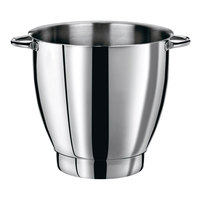 Waring WSM7BL 7 Qt. Stainless Steel Mixing Bowl with Carrying Handles for WSM7Q Stand Mixer