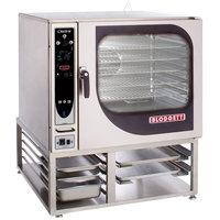 Blodgett CNVX-14G-LP Liquid Propane Single Full Size Convection Oven with Manual Controls - 65,000 BTU