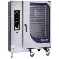 Blodgett BC-20G-LP Liquid Propane Full Size Roll-In Combi Oven with Manual Controls - 215,000 BTU
