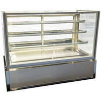 Federal Industries ITD3626-B18 Italian Series 36 inch Dry Bakery Display Case - 11.4 cu. ft.