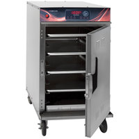 Cres Cor 1000-CH-SS-SPLIT-DE Half Height Stainless Steel Cook and Hold Oven - 208/240V, 3000W