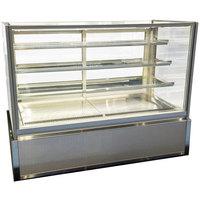 Federal Industries ITD4826-B18 Italian Series 48 inch Dry Bakery Display Case - 15.4 cu. ft.