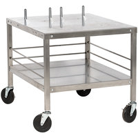 Hobart TABLEHW-HL2012 27 inch x 32 inch Mixer Table